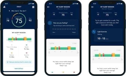 Sleep Number Introduces Daytime Alertness App