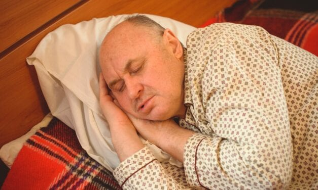 Sleep Macroarchitecture Linked with Cognitive Function in Older Men
