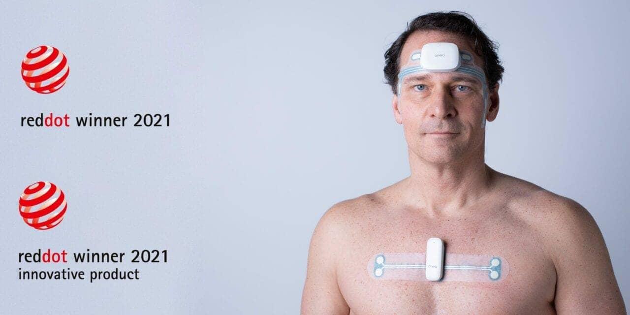 Onera Sleep Test System Wins Red Dot Awards