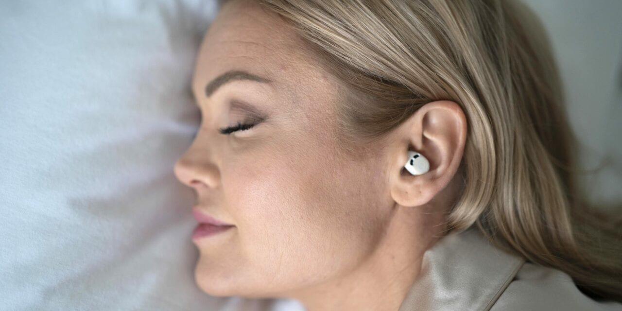 QuietOn Launches New Noise Canceling Sleep Earbuds