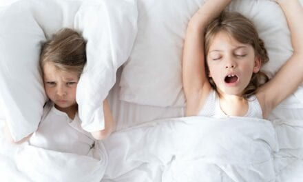 Habitual Snoring Linked to Brain Changes in Children