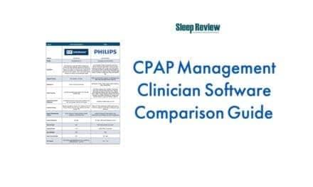 CPAP Management Clinician Software Comparison Guide