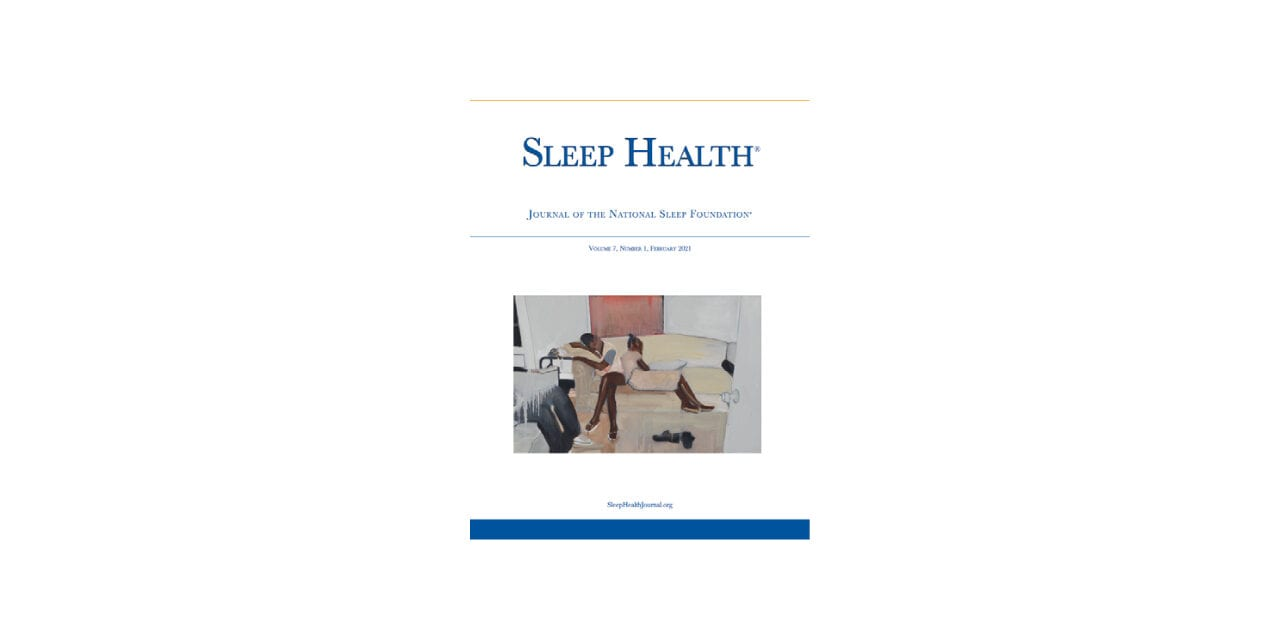 NSF's Sleep Health Journal Receives Impact Factor