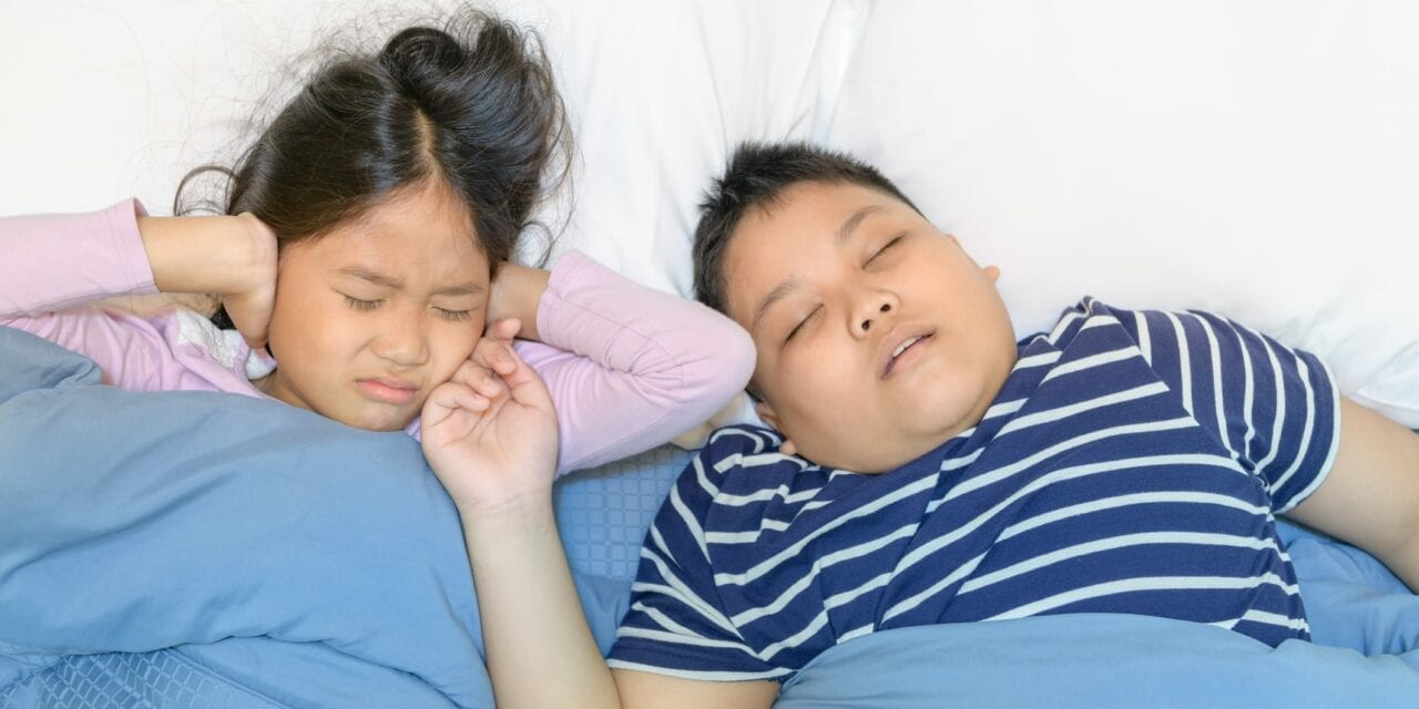 Why Do Parents Under-Report Sleep Apnea Symptoms in Their Kids? New Study Sheds Light on Disconnect