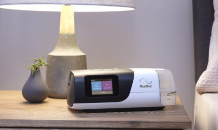 ResMed Launches Next-Gen AirSense CPAP