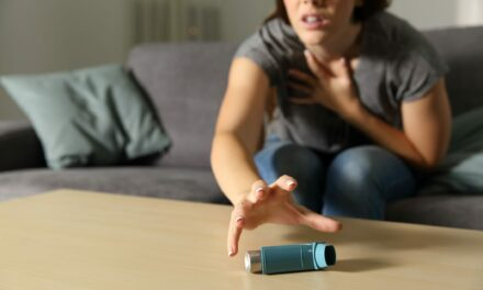 Another Reason Why Asthma Worsens at Night