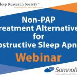 Sleep Research Society Focus Group on Non-CPAP Alternatives Now Available on YouTube