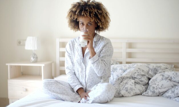 Why Warm Milk Makes People Sleepy